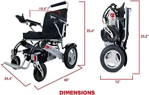 Rubicon Power Wheelchair
