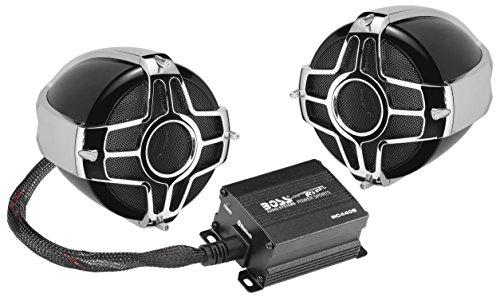 BOSS Audio Bluetooth, Altavoz resistente a la intemperie y amplificador sistema de...
