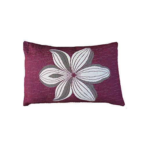 Quadrant aus Baumwolle Laria (50x70 Blume)...