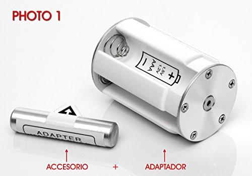 HASSELBLAD Battery Adapter 500 EL/ELM/ELX - (Utiliza baterías 1,5 V / 1,2 V Tipo AAA)