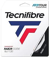 テクニファイバー(Tecnifibre) レーザーコード 12m ゲージ1.30mm カーボン TFG515