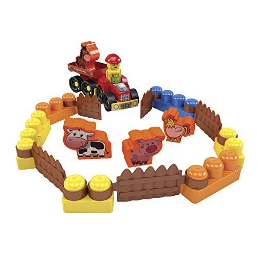 Brinquedo Educativo Box Fazendinha Dismat