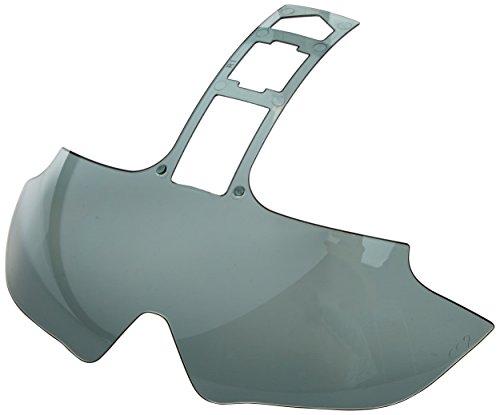 Abus - Vetro di ricambio per casco da ciclismo, Grigio, M/L