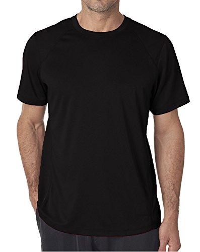 New Balance para hombre ndurance formación de absorción de humedad Hidratante Athletic camiseta de entrenamiento