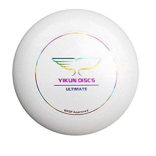 フライングディスク アルティメット・スポーツディスク 175g WFDF PDGA公認 (はくしょく)