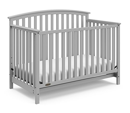 Graco Freeport 4-in-1 Convertible Crib,...