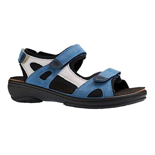 Fidelio Damen Sandaletten 44500749 blau 201899