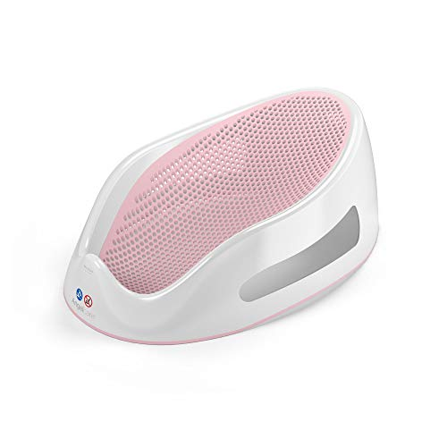Angelcare Soft Touch Baby Bath Support - Pink