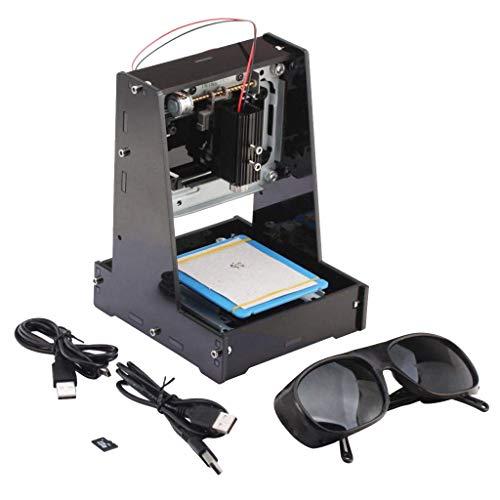 CENPEN NEJE JZ-5 500 mW USB-Graviergerät, 3D-Drucker, Carver Schneidemaschine, Schwarz