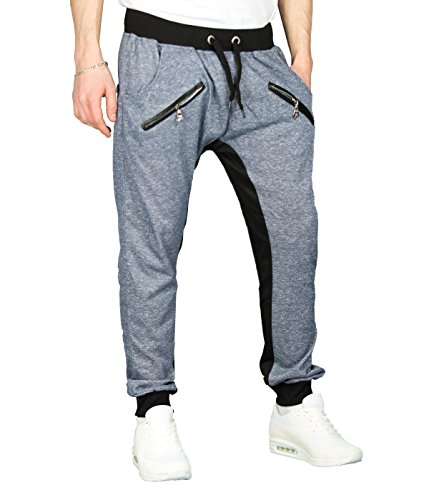 BetterStylz Heren Joggingbroek DToneBZ Sweatpants Jogger Fitness Trainingsbroek 3 kleuren (S-XL)