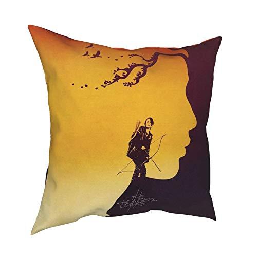 Flechas insignia mujer ser siempre en tu favor mockingjay parte 1 hun-ger ga-mes katniss Haymitch ciencia ficción 50,8 x 50,8 cm