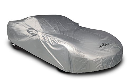 Coverking Custom Fit Car Cover for Select Porsche Cayman Models - Silverguard Plus (Silver)