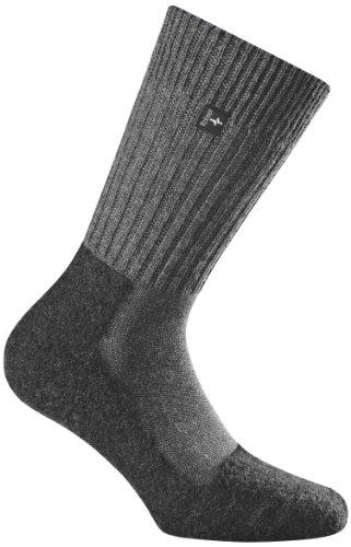 Rohner Original Grau, Socken, Größe EU 42-44 - Farbe Anthrazit