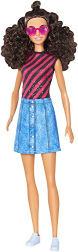Barbie Fashionistas Doll 55 Denim & Dazzle