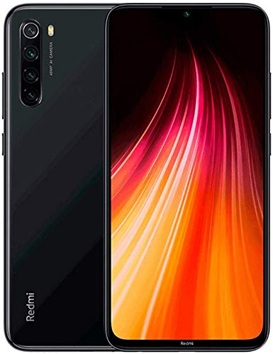 Xiaomi Redmi Note 8, 32GB/3GB RAM 6.3' FHD+ Display Snapdragon 665, Dual SIM Factory Unlocked Global Version (Space Black)