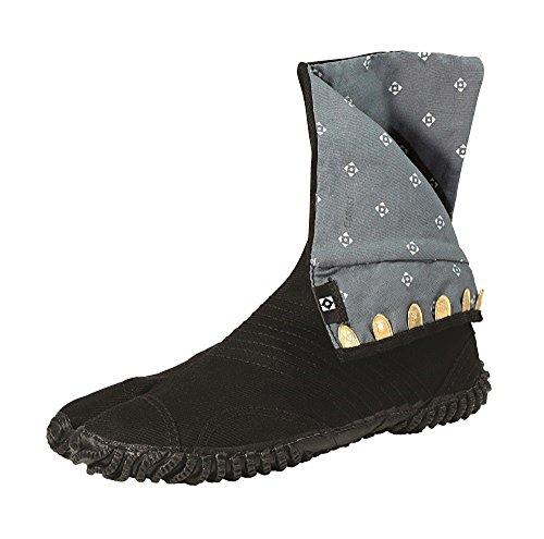 Marugo Zehentrenner Festival Tabi Schuhe mit schwarzer Sohle Saibu (29cm)