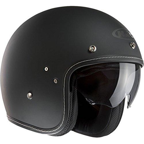 HJC FG-70s Motorrad Helm Offen - Damen, Schwarz, Small