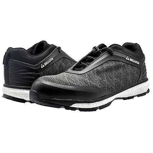 Bellota 72224KB43S1P Zapato de Seguridad, Negro, 43