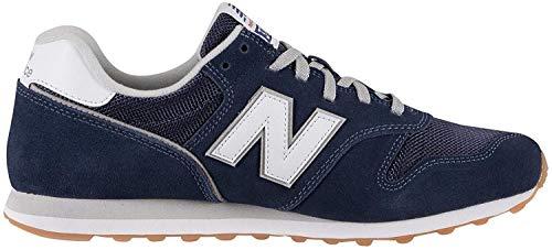 New Balance 373v2, Zapatillas para Hombre, Azul (Navy/White Db2), 45 EU