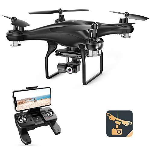 SNAPTAIN SP600N GPS Drones with Camera for Adults w/2-Axis Gimbal and 2K HD Camera, Drone for...