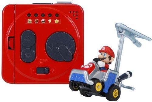 Choro Q Mario Kart 7 IR Battle type MS-01 Mario (japan import)