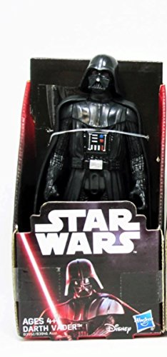 SW Hasbro - B6334 - Figur Darth Vader Charakter 15cm von Star Wars Original Hasbro B3952