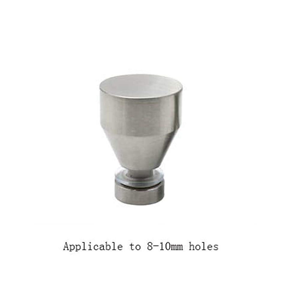 マルクス主義天アスレチックステンレス鋼のガラスドアのハンドルの引き戸のシャワー室の引き戸の円形の単一の穴のハンドル