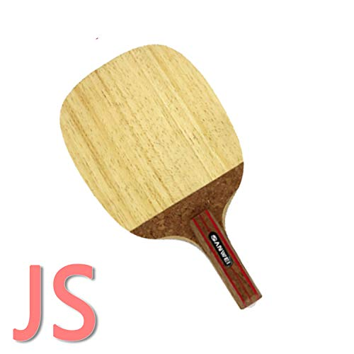 Learn More About SANWEI Storm R3 Table Tennis Blade (7 Ply Limba, Loop) Japanese Penhold Racket JS P...