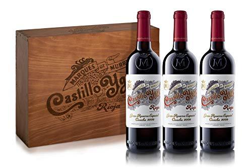 Marqués de Murrieta Castillo Ygay Gran Reserva Especial 2009 - 3 botellas x 750 ml - Total: 2250 ml