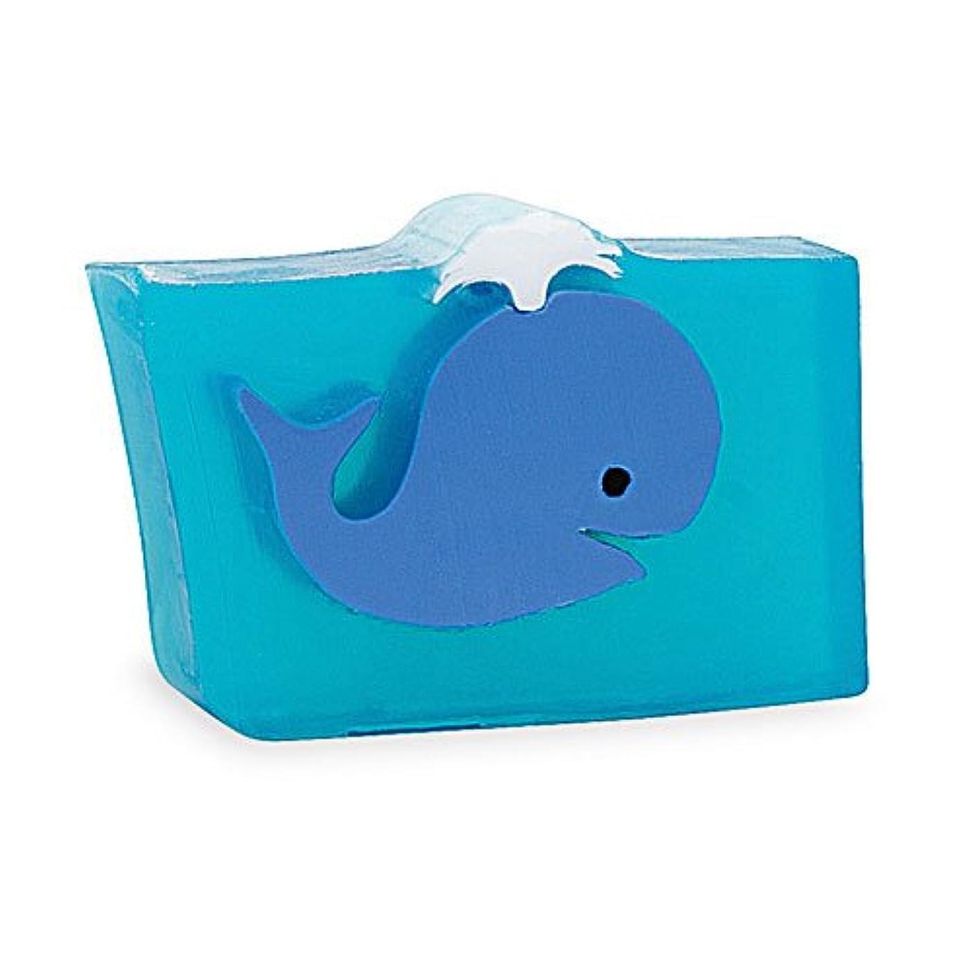 ロック偏見分離プライモールエレメンツ アロマティック ソープ クジラ 180g 植物性 ナチュラル 石鹸 無添加