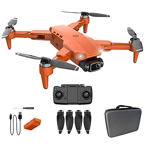 Drone FPV con videocamera UHD 4K Live Video e Motore brushless, Quadricottero RC per Adulti Principianti con GPS Ritorno a casa, Follow Me Grey-2