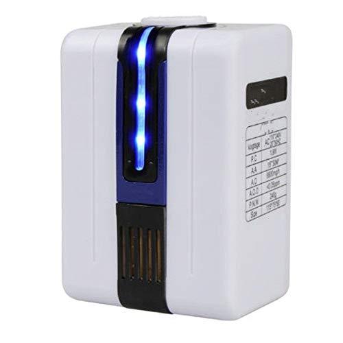 YSZSSZBV Mini Purificador de Aire Hogar purificador de Aire ionizado, el Ion Negativo del generador, Remover Las alergias y el Humo de formaldehído hollín Purificación