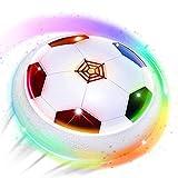 Easony Jouets pour Garçons de 3 4 5 6-12 Ans, Hover Ballon Cadeau Enfant 4-12 Ans Garcon Jouet Enfant 3-12 Ans Garcon Cadeaux Garcon 4-12 Ans Jouets Blanc