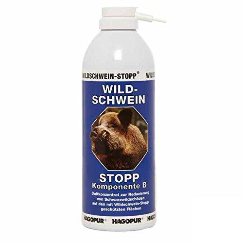 Hagopur Wildschwein-Stopp Blau 400ml