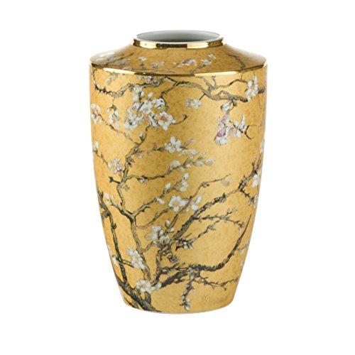 Goebel–Artis Orbis Mandelbaum-Vase 16.00x 16.00x 24cm, gebeizt