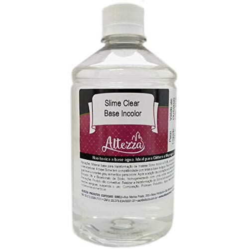 Produto Para Slime Altezza Clear 500g