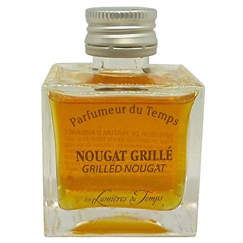 Les Lumieres du Temps Parfumeur du Temps - Raum Duft Aroma Diffuser - 50ml - Nougat Grille - Grilled Nougat