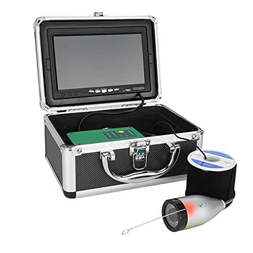 Cámara de vídeo a color WiFi ajustable LED resistente al frío cable antitracción 1080P alta definición 7 pulgadas IPS para(regulación británica)