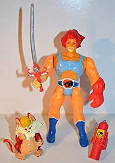 Telepictures Lion-O and Snarf Thundercats Action Figure Set Corp 1985
