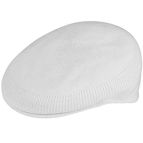 Kangol Headwear Kangol Herren Tropic Ventair 504 Schirmmütze, Weiß, Small