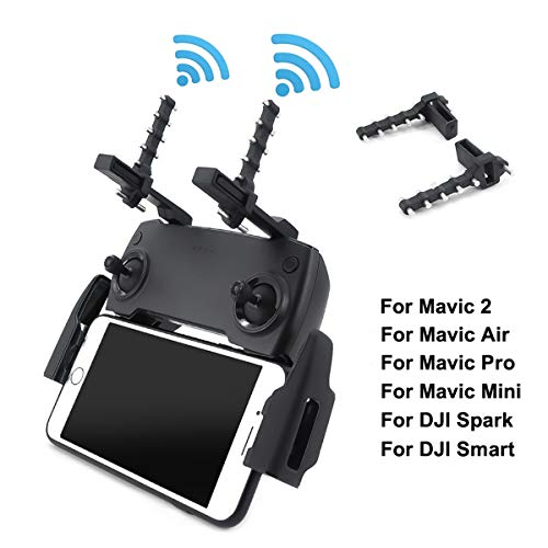 STARTRC Fernbedienung Antenne Signal Booster Range Extender für DJI Mavic Mini / PRO / DJI Spark / DJI Mavic Air(5.8GHZ)
