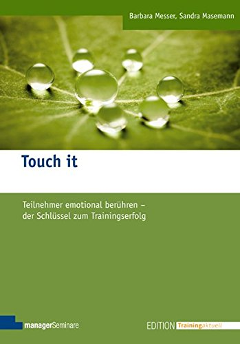 Touch it (Edition Training aktuell)