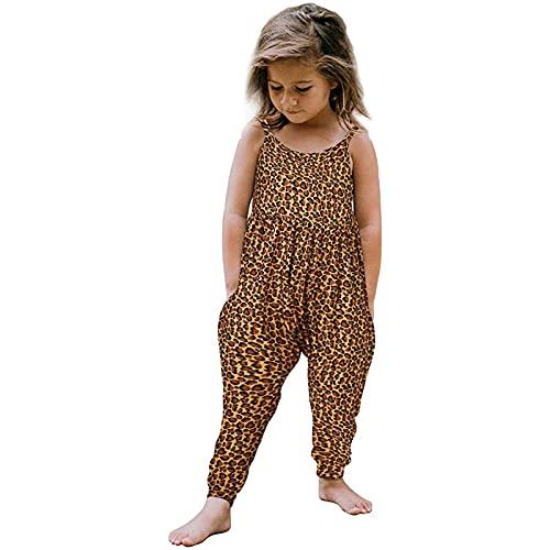 ADMAY Mono infantil de una pieza para niños de 1 a 6 años., B-multicolor-17, M