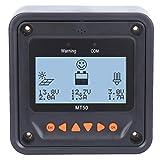 GOTOTOP - Controlador de carga solar con pantalla LCD con 6 teclas de función de navegación, pantalla LCD, alarma de voz para ETracer Series Tracer-AN Series Itracer Series