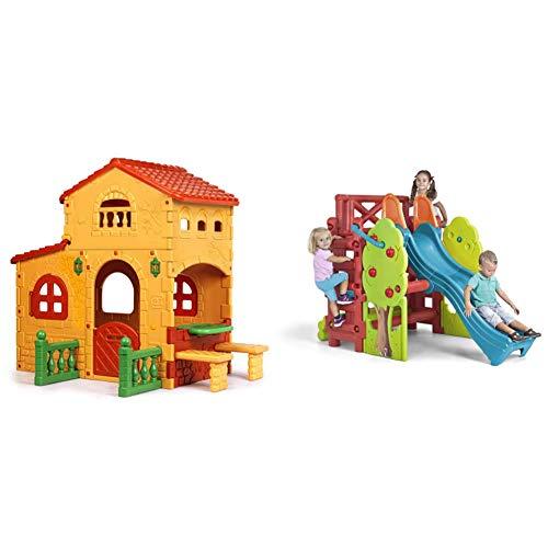 Feber Famosa 800008590 - Grande Villa & Famosa 800009590 - Feber Casetta Del Bosco