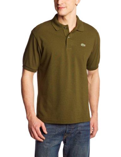 Lacoste Herren Regular Fit Poloshirt L1212, Grün (WTW), 3XL (Herstellergröße: 8)