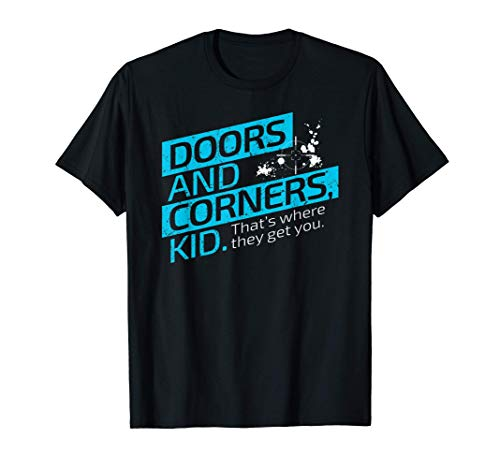 The Expanse Doors and Corners T-Shirt