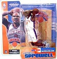 マクファーレントイズ NBA フィギュアシリーズ3 ラトレル・スプリーウェル/ニューヨーク・ニックス