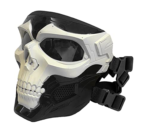 Mascaras Airsoft Skull