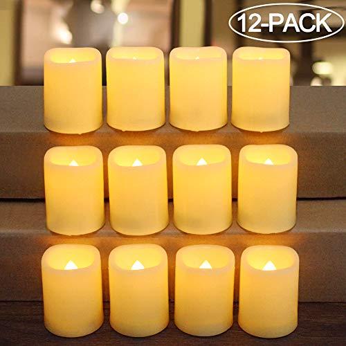 led votive candles timer - 6